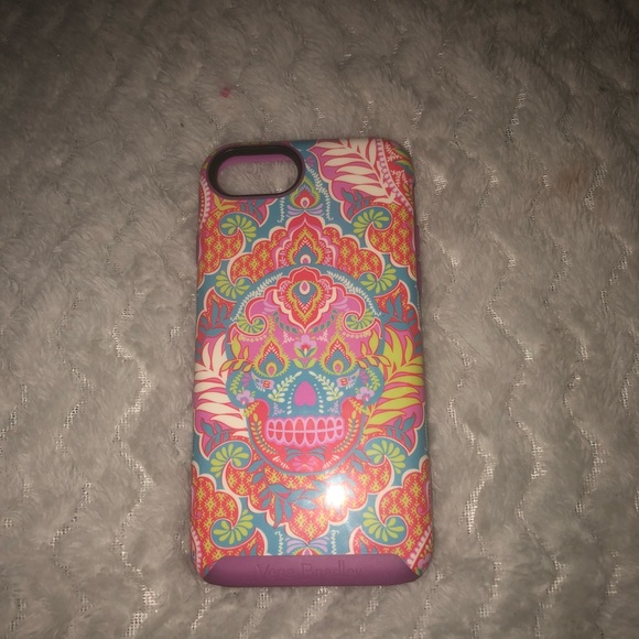 lowest price 35073 0556f Vera Bradley Skull Hybrid iPhone 7/8 Case